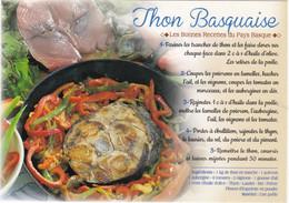 LE THON BASQUAISE  :  Edit: JACK N° 8988  (neuve) - Ricette Di Cucina