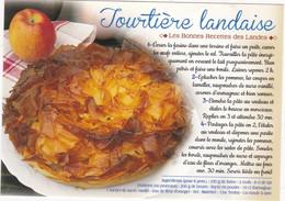 LA TOURTIERE LANDAISE  :  Edit: JACK N° 8771  (neuve) - Ricette Di Cucina