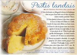 PASTIS LANDAIS   :  Edit: JACK N° 9890  (neuve) - Ricette Di Cucina