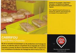 CABRIFOU   : Edit : IRQUA - Ricette Di Cucina