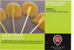 SUCETTE AU CARAMEL DE JUS DE POMMES    : Edit : IRQUA - Ricette Di Cucina
