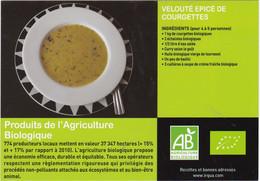 VELOUTE EPICE DE COURGETTES     : Edit : IRQUA - Ricette Di Cucina