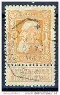 D - [DEL-288-7]TB//-N° 79a Obl Télégraphe TB - 1905 Thick Beard