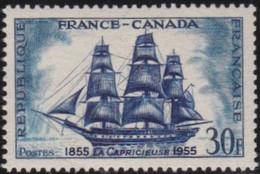 France   .   Y&T   .  1035      .    **    .    Neuf Avec Gomme Et SANS Charniere   .   / .    MNH - Unused Stamps