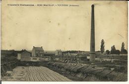 - ARDENNES - VOUZIERS - Briqueterie Rémi WAUTELET - Otros Municipios