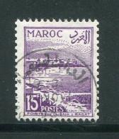 MAROC- Y&T N°332- Oblitéré - Gebruikt