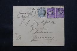 NEW SOUTH WALES - Enveloppe De Sydney En 1894 Pour L'Allemagne - L 75389 - Briefe U. Dokumente