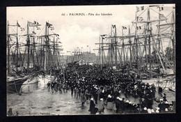PAIMPOL (22 Côtes D'Armor) Fête Des Islandais (bateaux De Pêche ,Terre Neuvas) Renault Photo N° 66 - Postée En 1906 - Paimpol