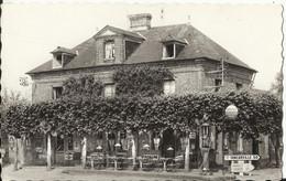 -- 14 -- Café - épicerie Restaurant De LA CROIX D' HEULAND (Douville, Branville, ...) - Station Service Pompe à Essence - Otros Municipios