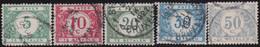 Belgie     .    OBP        .    Taxe  12/16         .         O      .        Gebruikt  .   /   .   Oblitéré - Stamps