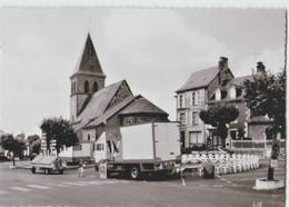 CPM 15 ALLY ... Place De L'église (Livenais 250798) Cirque - Autres Communes