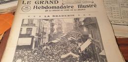 GRAND NORD 26/LILLE BRADERIE/FOOT BOULOGNE/MAROC TANGER /BULLY - 1900 - 1949
