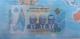 NAMIBIA 20 DOLLARS 2020 P18 UNC - Namibia