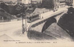 CPA - Hendaye - Le Dernier Pont De France - Hendaye