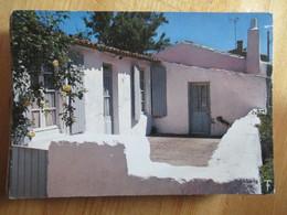 17 - Ile De Ré - Les Portes En Ré - Habitation Typique De L'île - Ed. Des Septfonts - X 144 - Ile De Ré