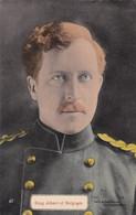 King Albert Of Belgium Roi Albert 1er - Guerra 1914-18