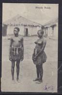 KENYA And UGANDA: KGV PICTURE POST CARD SHOWING TWO NAKED WANYKA FEMALES, TO SWEDEN. . - Kenya & Uganda