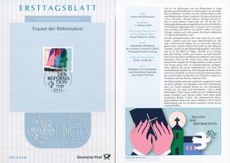 BRD - 2020 ETB 36/2020 - Mi 3569 - 370C     Frauen Der Reformation - FDC: Vellen