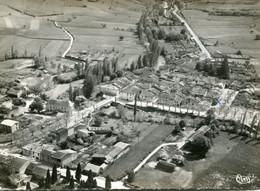 1A. SABARAT - VUE GENERALE AERIENNE ET L'USINE A CHAUX - Autres Communes