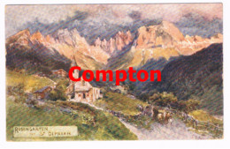630 E.T.Compton Rosengarten St. Ciprian Künstlerkarte - Ohne Zuordnung