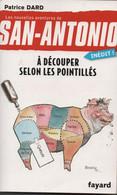 A DECOUPER SELON LES POINTILLES - San Antonio