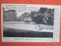 Bruxelles . Bois . Le Lac Et Le Chalet - Non Classificati
