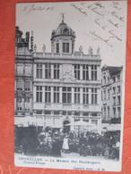 Bruxelles  . La Maison Des Boulangers - Non Classificati