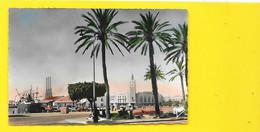 BONE Place De La Gare Et Le Port (EPA) Algérie - Annaba (Bône)