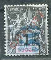 !!! PRIX FIXE : COTE FRANCAISE DES SOMALIS, N°3 NEUF * GOMME D'ORIGINE SIGNE - Nuevos