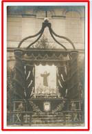 26818    PHOTO Format CPA  ALENCON : Fétes De Saint Thérèse En 1929 ? ( à Vérifier )  Devant La Halle Aux Toiles !! - Alencon