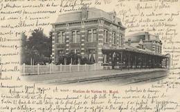REF2238/ CP Station De Virton St.Mard - Virton