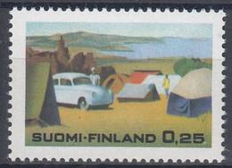 +M1039. Finland 1968. Summer Tourism. Michel 647. MNH(**) - Ungebraucht
