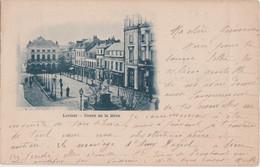 Bv - Cpa Précurseur LORIENT - Cours De La Bôve (cachet 1900) - Lorient
