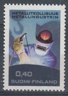 +M1044. Finland 1968. Metal Industry. Michel 652. MNH(**) - Ungebraucht