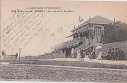 Bv - Cpa Environs De LORIENT - Casino De La Perrière - Lorient