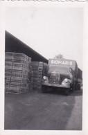 Camion Biomaris - 1954 - Photo 6 X 9 Cm - Auto's