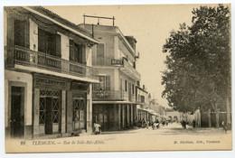3/ CPA TLEMCEN 26 Rue De Sidi Bel Abbès   H. Séréhen - Tlemcen