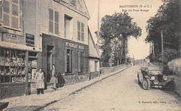 28-MAINTENON-VOITURE RUE DU PONT ROUGE-N°2042-A/0031 - Sonstige Gemeinden