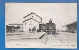 BIZERTE - TRAIN EN GARE - Tunisia