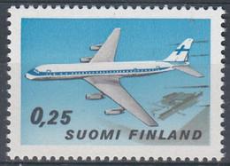 +M1055. Finland 1969. Airport. Michel 665. MNH(**) - Ungebraucht
