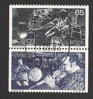 Schweden, 1972, Michel-Nr. 746 + 747, Gestempelt - Gebruikt