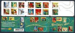 2009 Carnet Adhésif MEILLEURS VOEUX -N° BC 372 - NEUF - LUXE ** NON Plié - Commemoratives