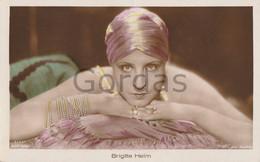 Brigitte Helm - Actress - Actors