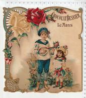CHROMOS - Chocolat Besnier  - Le Mans - Grand Format -- ( Classeur N°6 ) - Andere