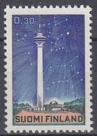 +M1078. Finland 1971. TV Tower. Michel 692. MNH(**) - Ungebraucht