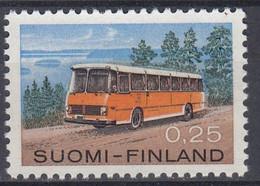 +M1084. Finland 1971. Bus. Definitive Issue 0.25 M. Michel 699. MNH(**) - Ungebraucht