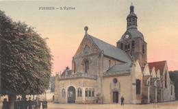 FISMES - L'Eglise - Fismes