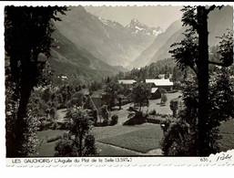 Les Gauchoirs L'aiguille Du Plat De La Selle Roby N°636 - Autres Communes