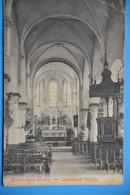 Bourseigne-Neuve 1912: Intérieur De L'église - Gedinne