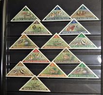 11 - 20 - Maluku Selatan - Série Des Poissons * - MH - Autres - Asie